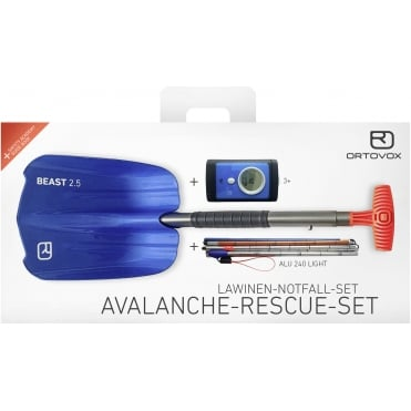 Avalance Rescue Kit 3+