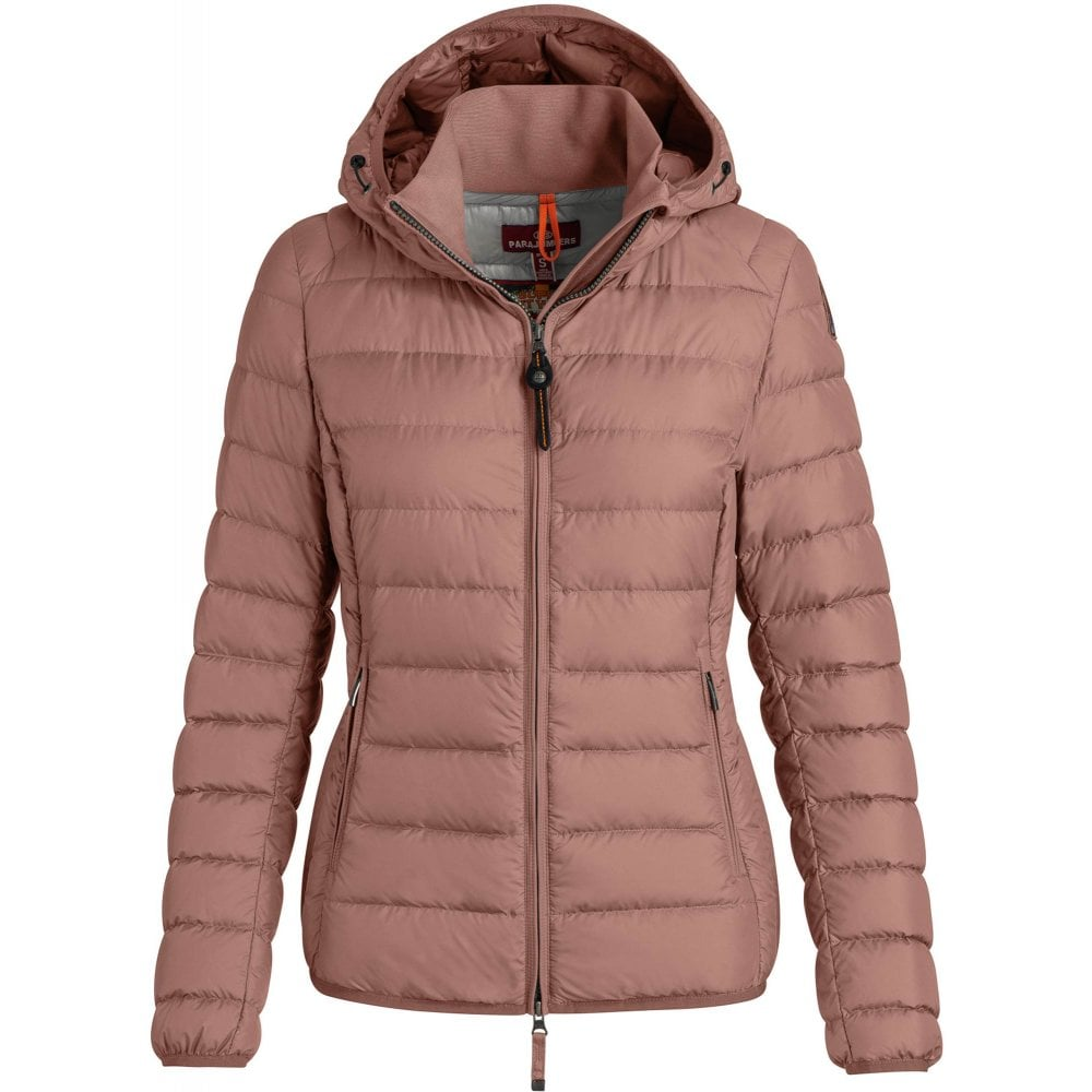 Women's Juliet Jacket - Ash Rose