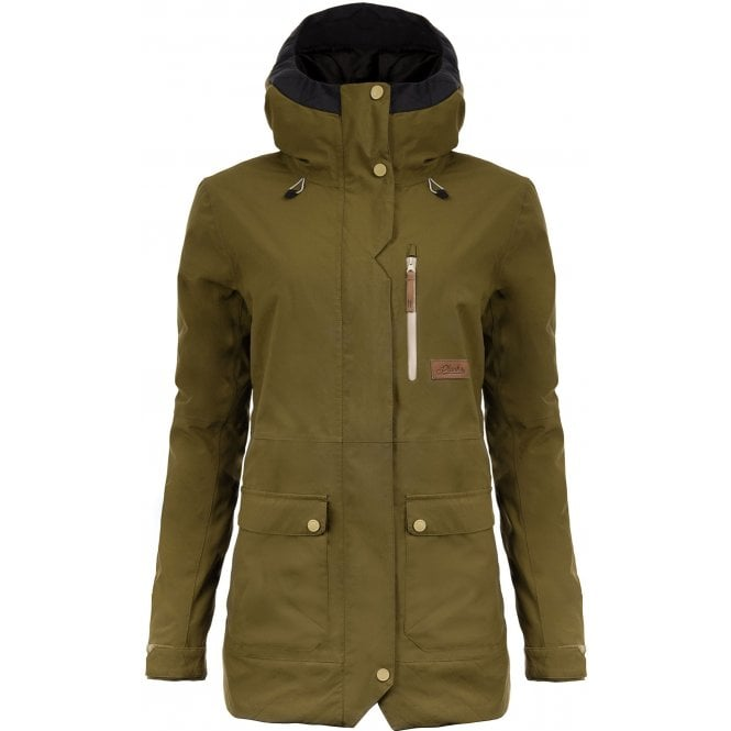 Planks Women's All Time Insulated Jacket