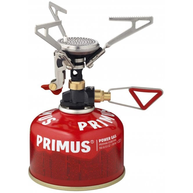 Primus Microntrail Stove with Regulator + Piezo