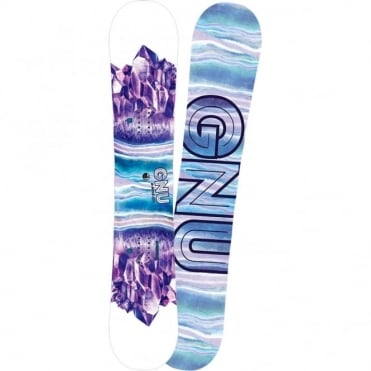Women's B-Nice Asym 148cm Snowboard