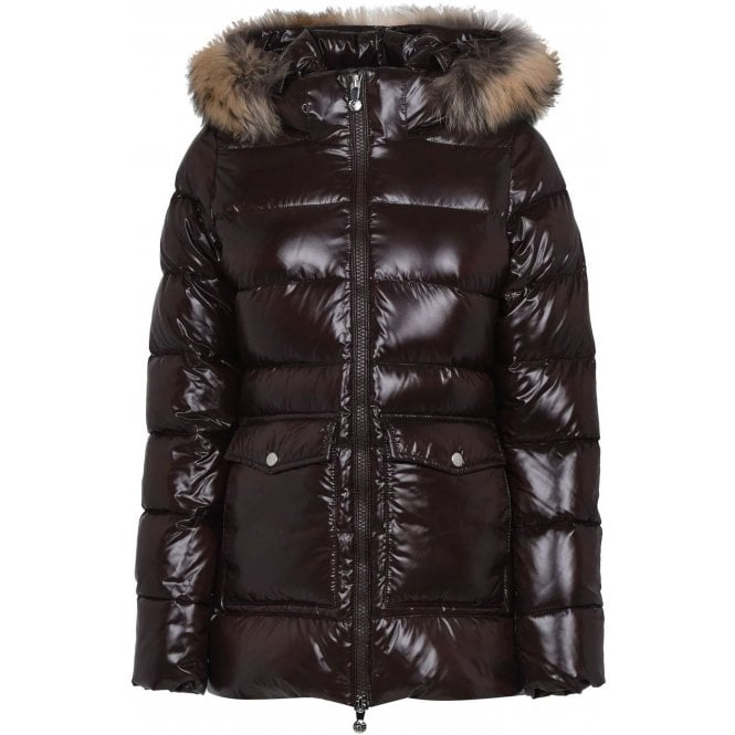 Pyrenex Women's Authentic Shiny Fur