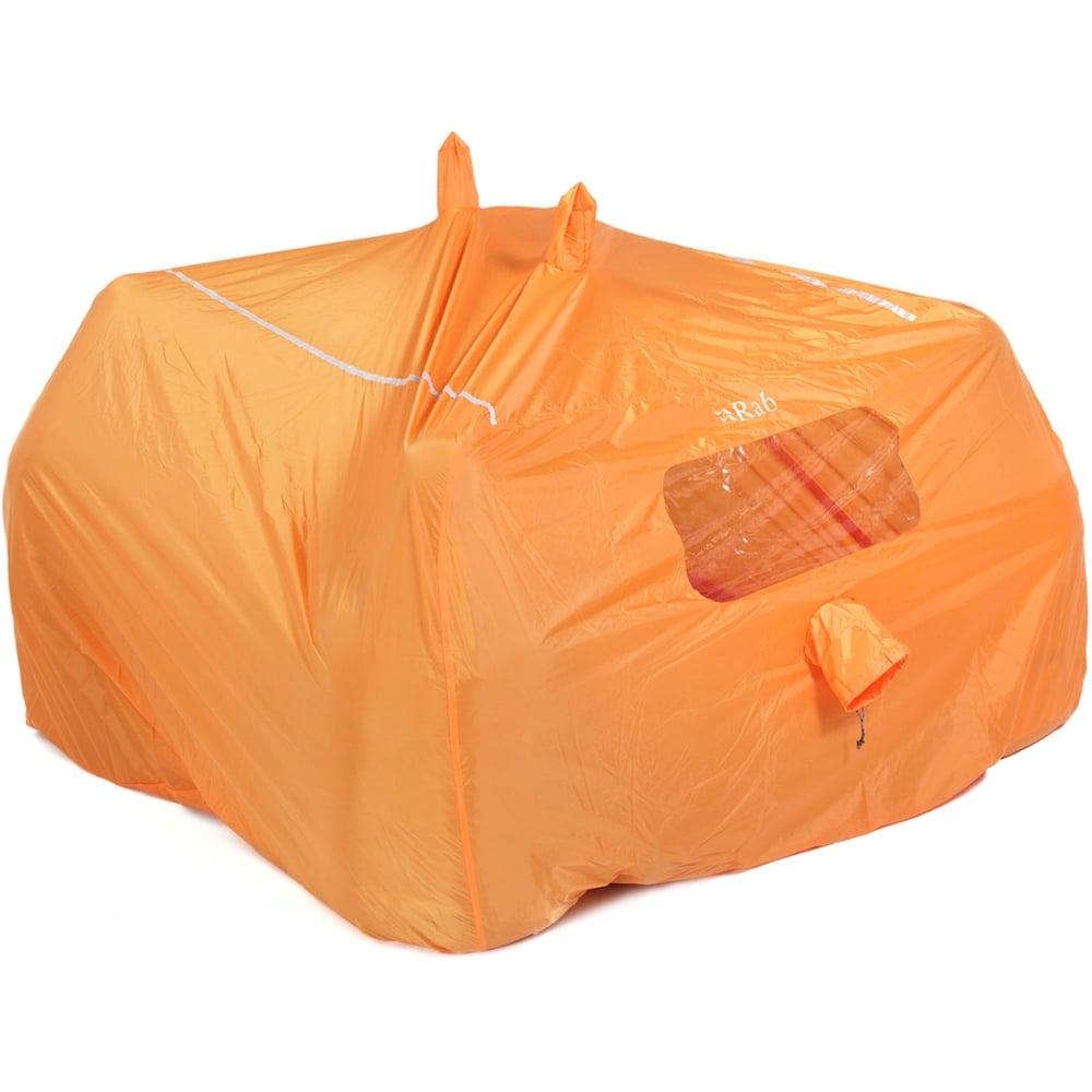 Rab Group Shelter 4 - 6 People - Orange