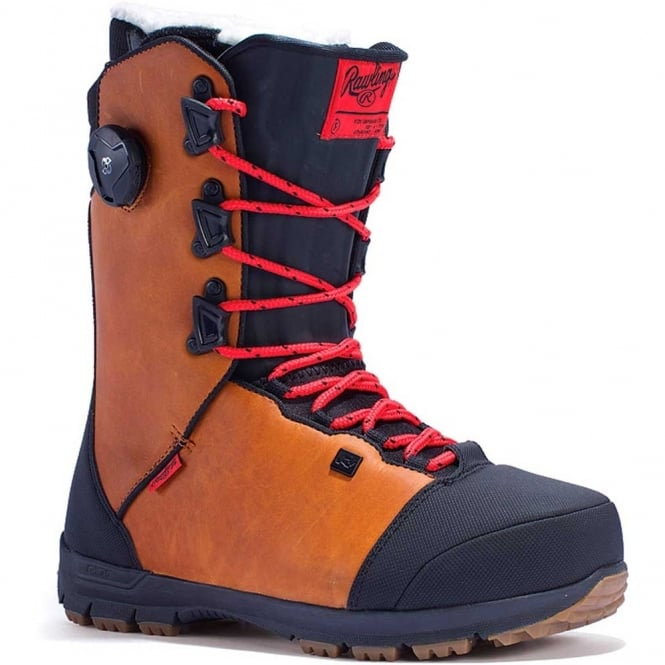 Ride Snowboards Fuse Snowboard Boot