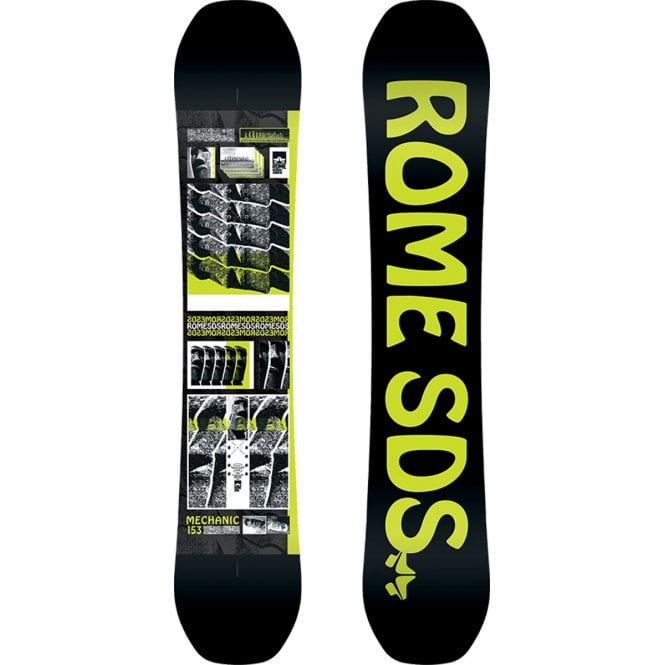 Rome Mechanic 157W Snowboard