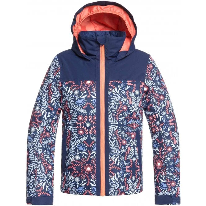 Roxy Girl's Delski Jacket