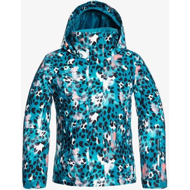 Roxy Jetty Girl Jacket (Small - Large)