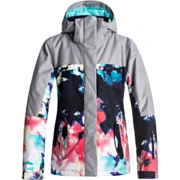 Women's Jetty Block Jacket