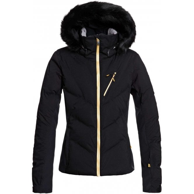 Roxy Women's Snowstorm Plus Jacket