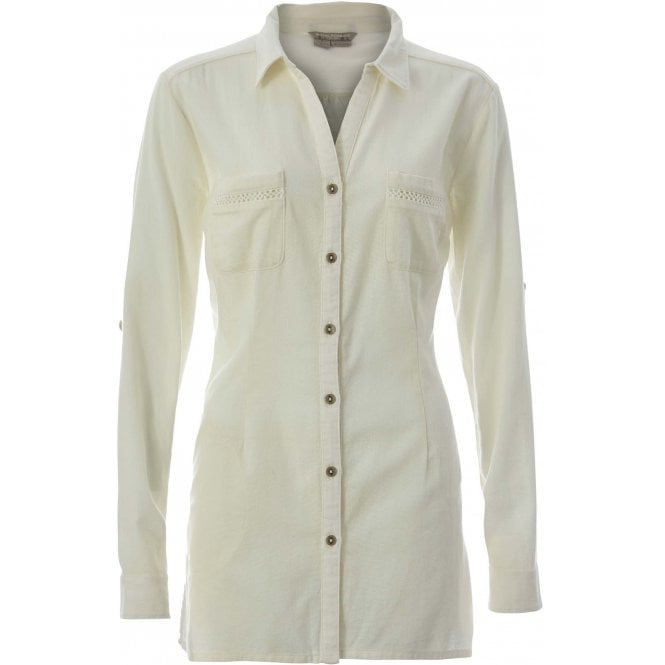 Royal Robbins Women's Cool Mesh Long Sleeve Eco Tunic
