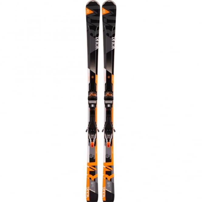 Volkl RTM 81 177cm Cm Skis + IPT WR XL Bindings