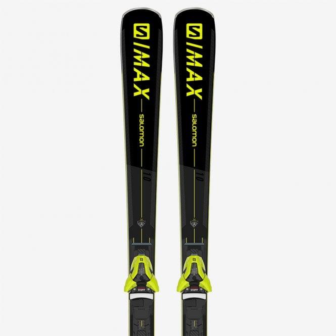 Salomon  S/Max 10 170 Ski + Z10 Binding