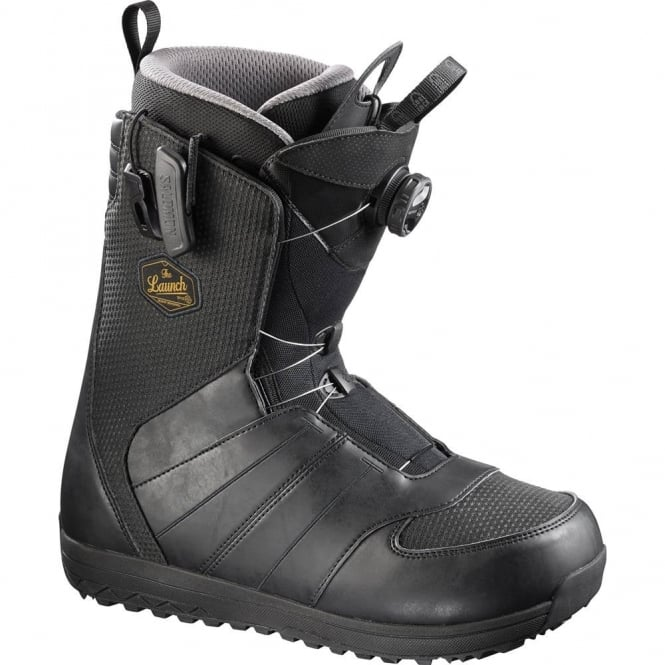 Salomon Snowboards Launch BOA SJ Board Boots