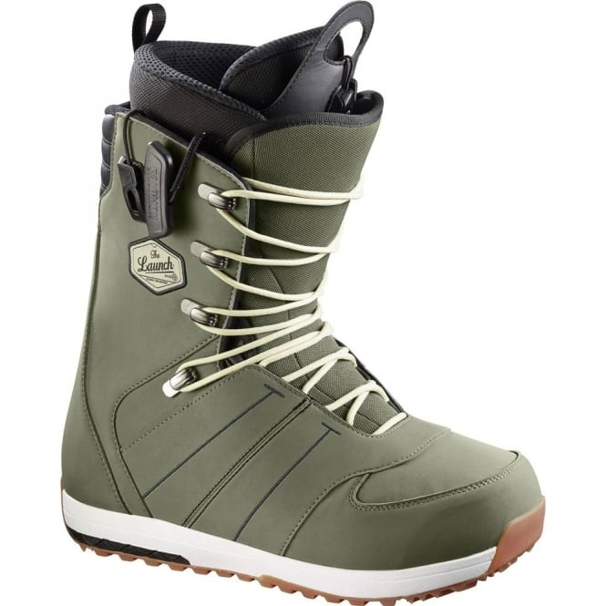 Salomon Snowboards Launch Lace Board Boots