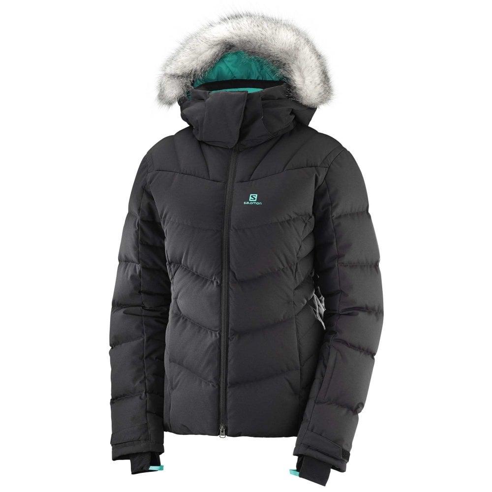 Womens Icetown Ski Jacket Black