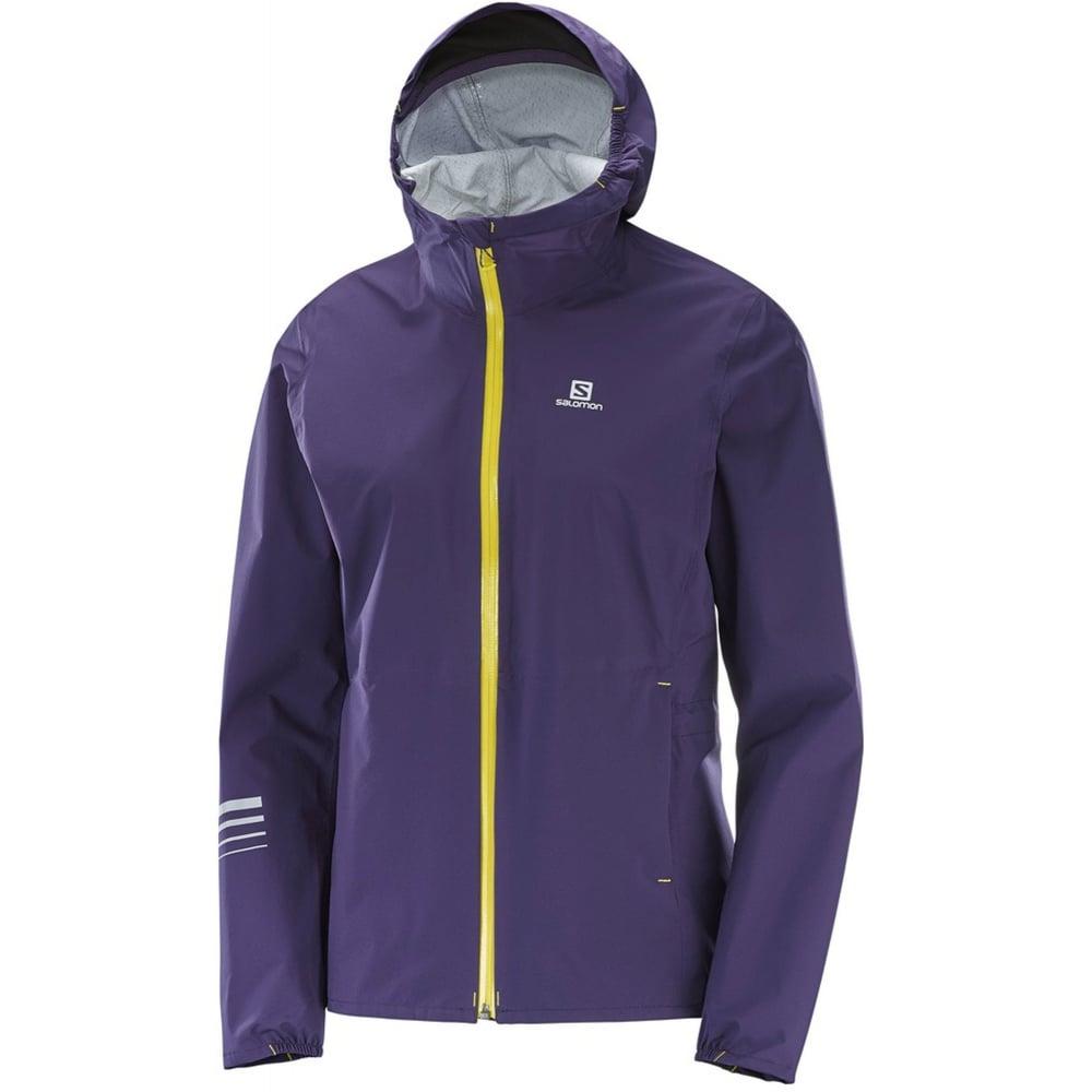 Lighting Jacket: Salomon Women's Lightning WP Jacket
