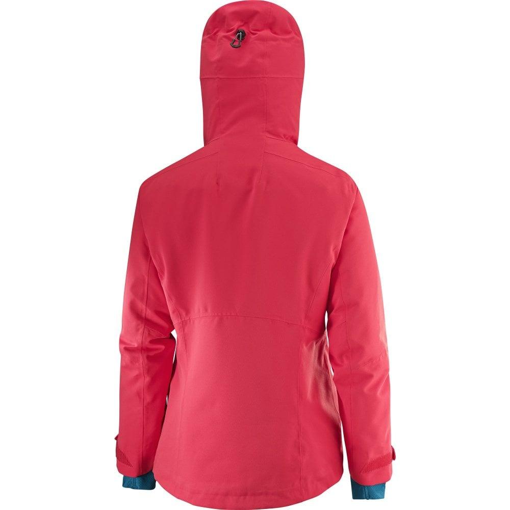 8a715d987f84 Salomon Women s QST Guard Jacket - Snowboard from LD Mountain Centre UK