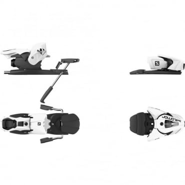 Z12 Ti Ski Bindings + 90mm Brake