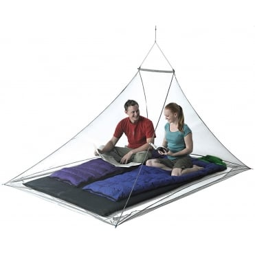 Mosquito Pyramid Net Double