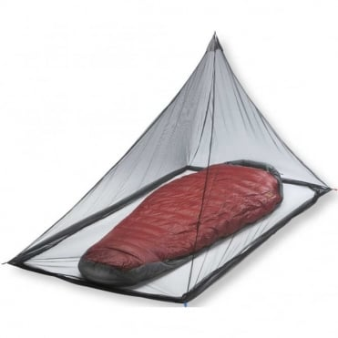 Nano Mosquito Pyramid Net Single