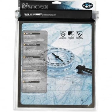 Waterproof Map Case - Large