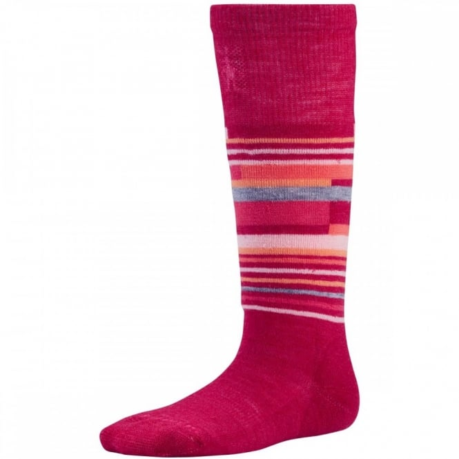 Smartwool Kids Wintersport Stripe Sock