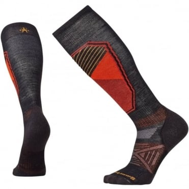 PhD® Ski Light Pattern Sock