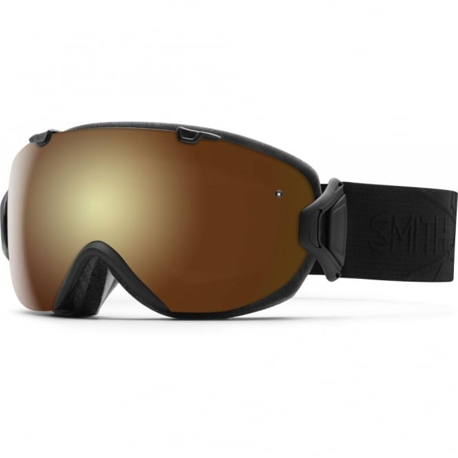 Smith I/OS Goggle Black Lux