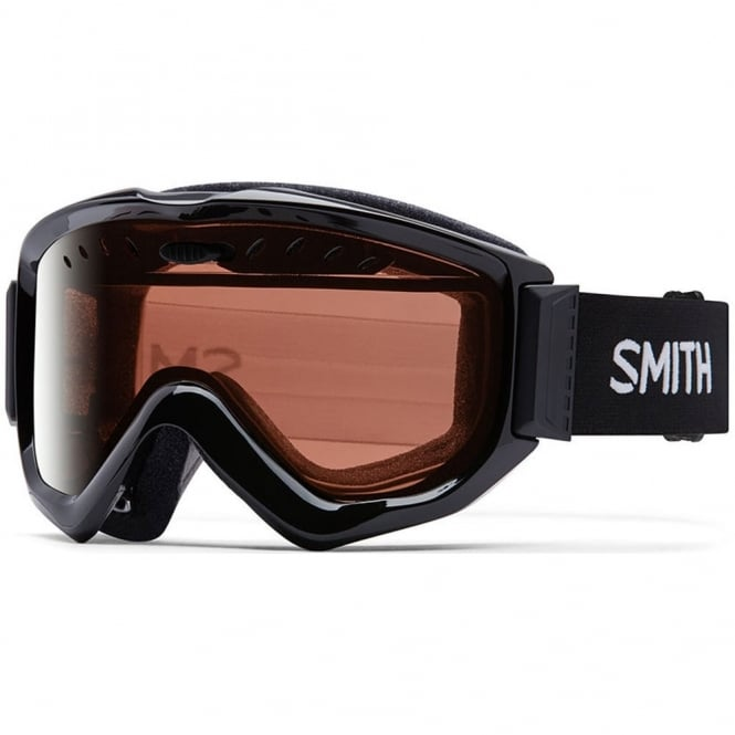 Smith Knowledge OTG Black Goggle - RC36