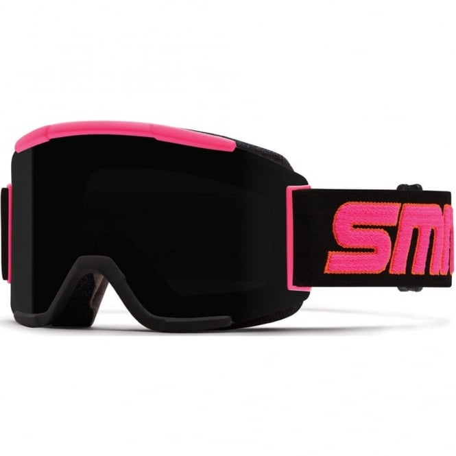 Smith Squad Stevens ID Goggle - Blackout