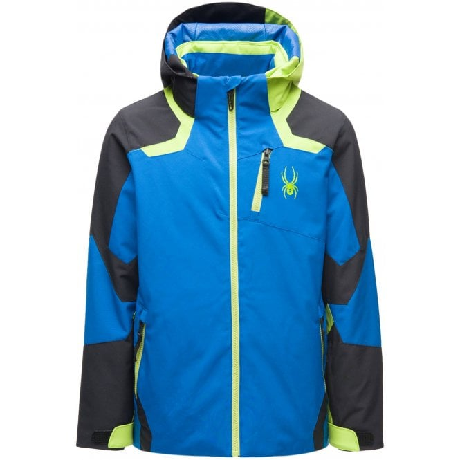 Spyder Boy's Leader Jacket