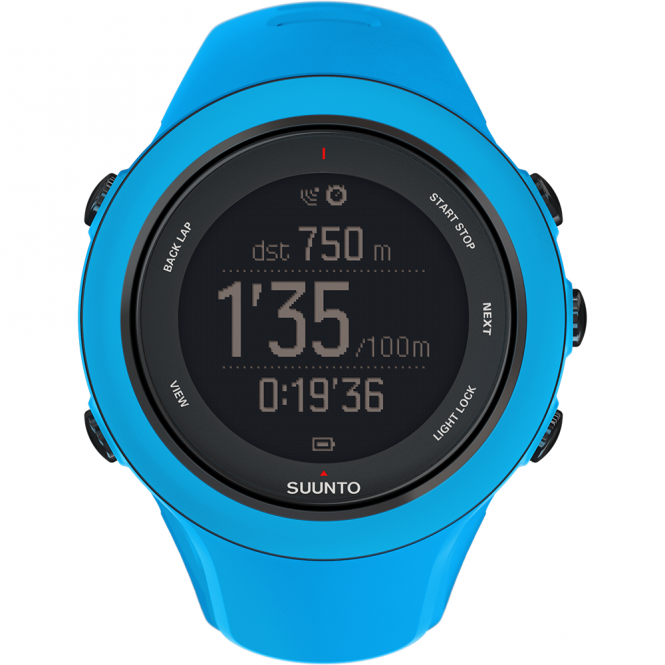 Suunto Ambit3 Sport + Heart Rate Monitor