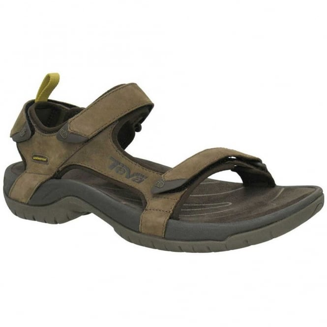 Teva Tanza Leather Sandals