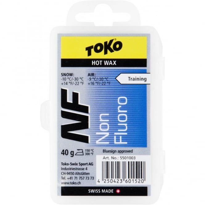 Toko NF Hot Wax Blue 40g