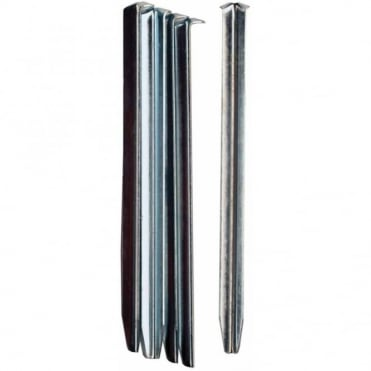 Alloy Channel Peg 16cm