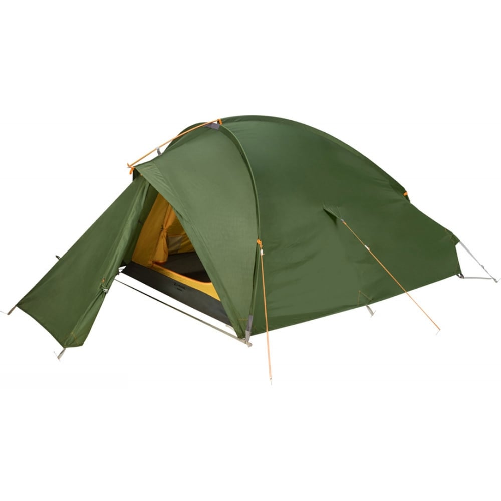 VauDe Terratrio 2 Person Tent - Green