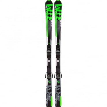 RTM 75 173cm Skis + 4 Motion Bindings
