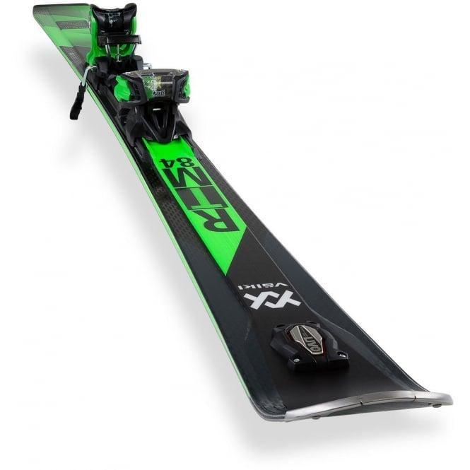 Volkl RTM 84 172 Skis + IPT-WR XL Bindings