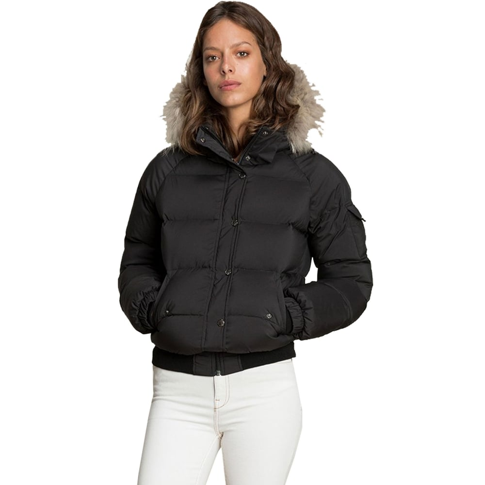 456429e1e8f Pyrenex Women's Aviator Jacket