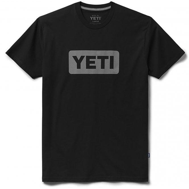 Yeti Logo Badge SS T-Shirt